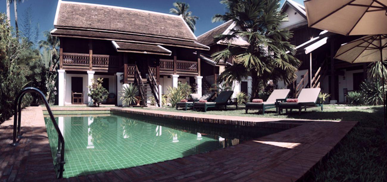 Boutique hôtel à Luang Prabang (1)