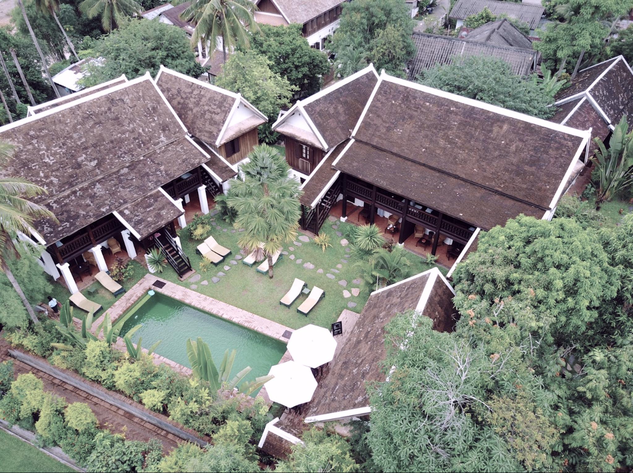 Boutique hôtel à Luang Prabang (4)