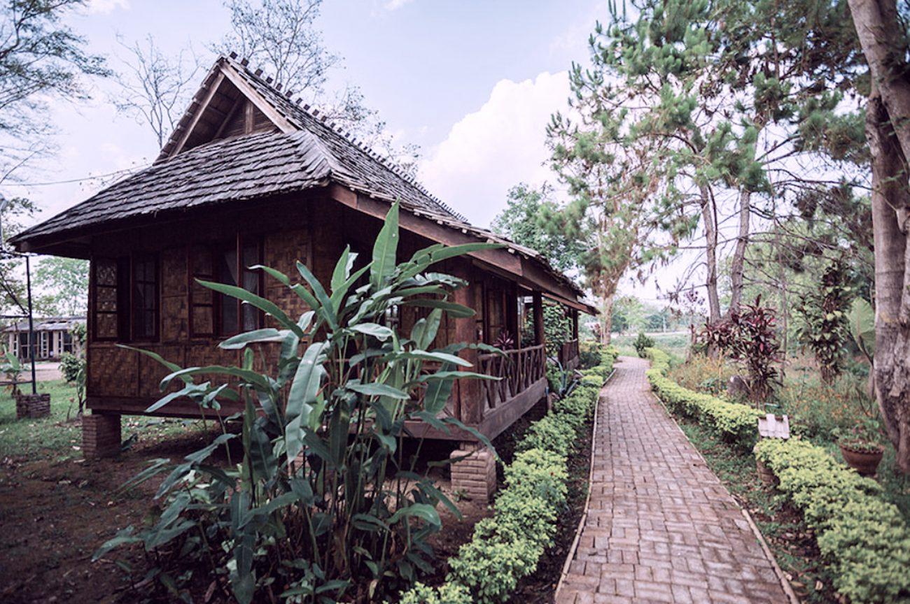 Ecolodge à Luang Nam Tha 2