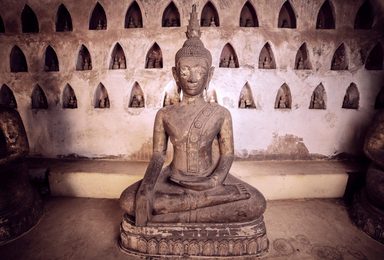 Vat Sisaket Vientiane