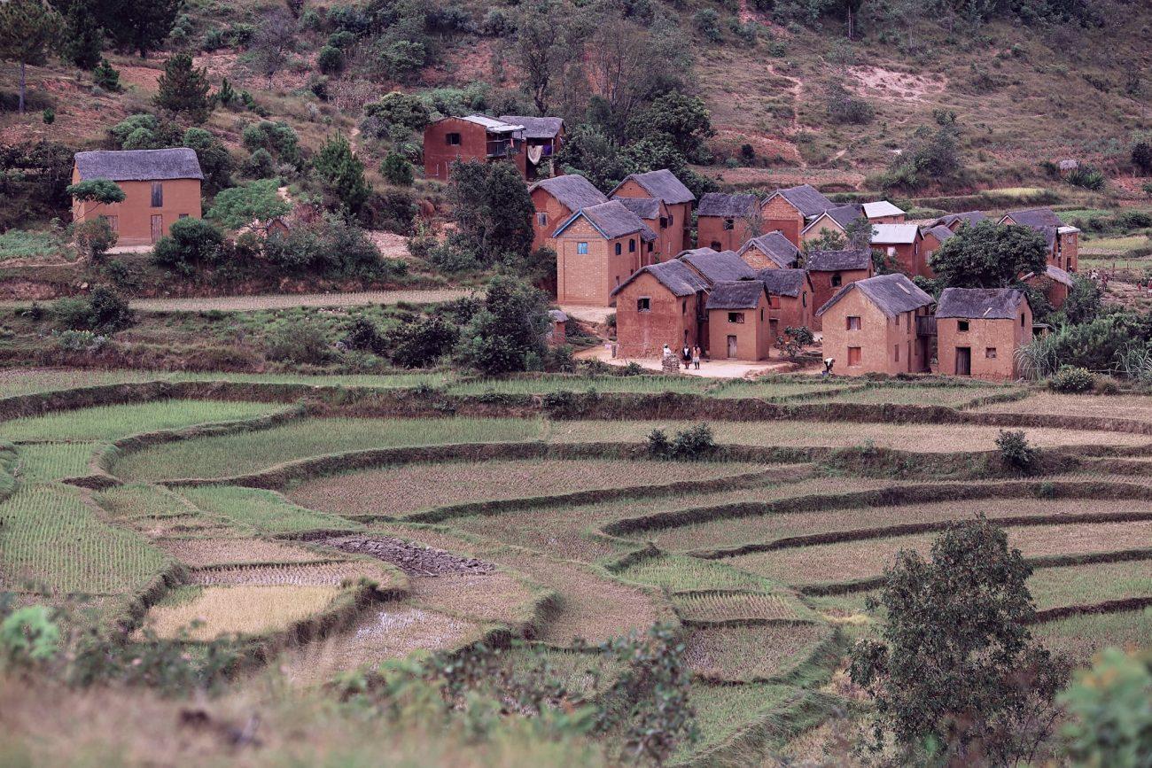 Village typique des hauts plateaux