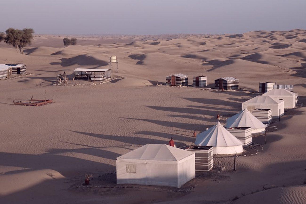 Legend Of Dunes