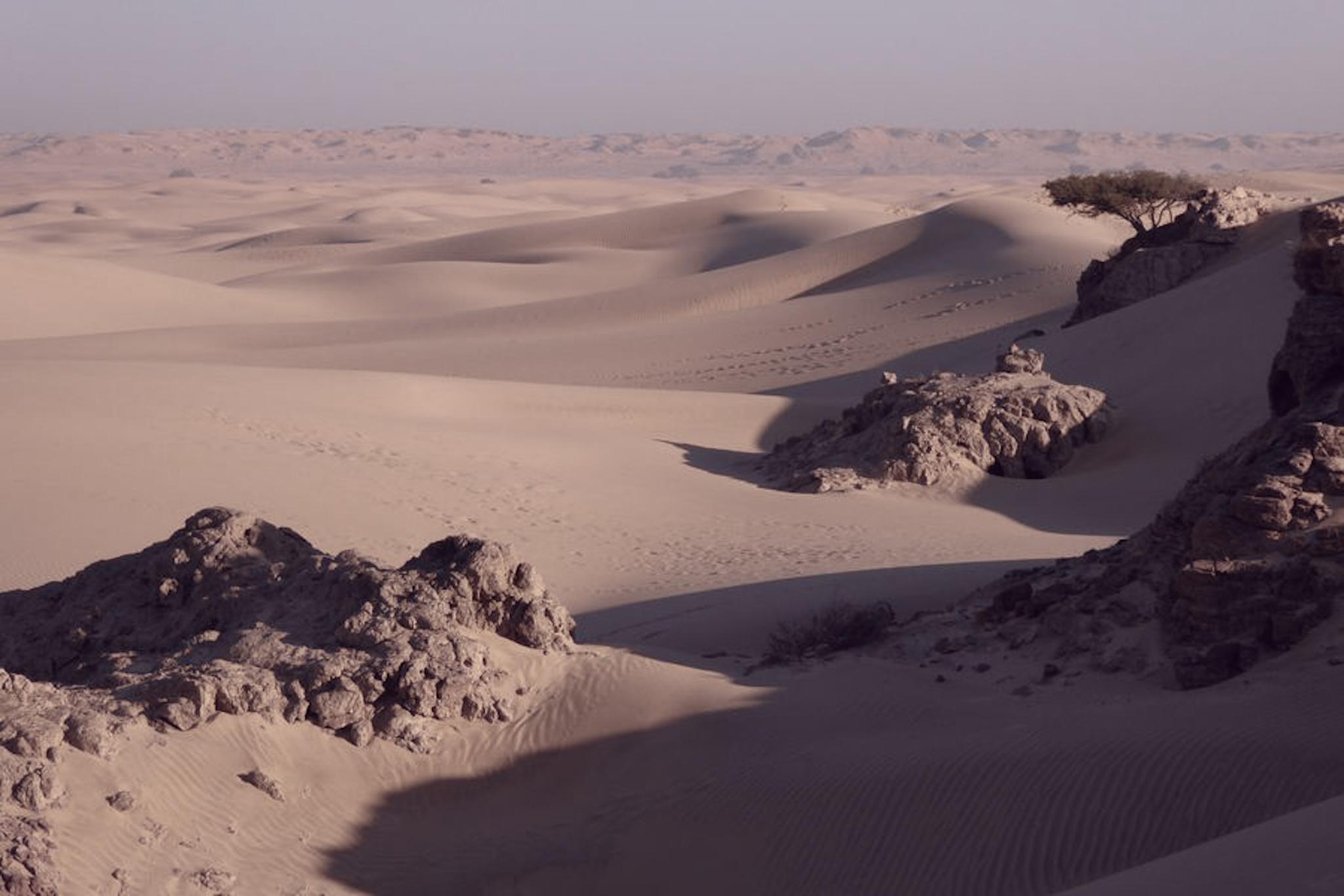 Khaluf Desert