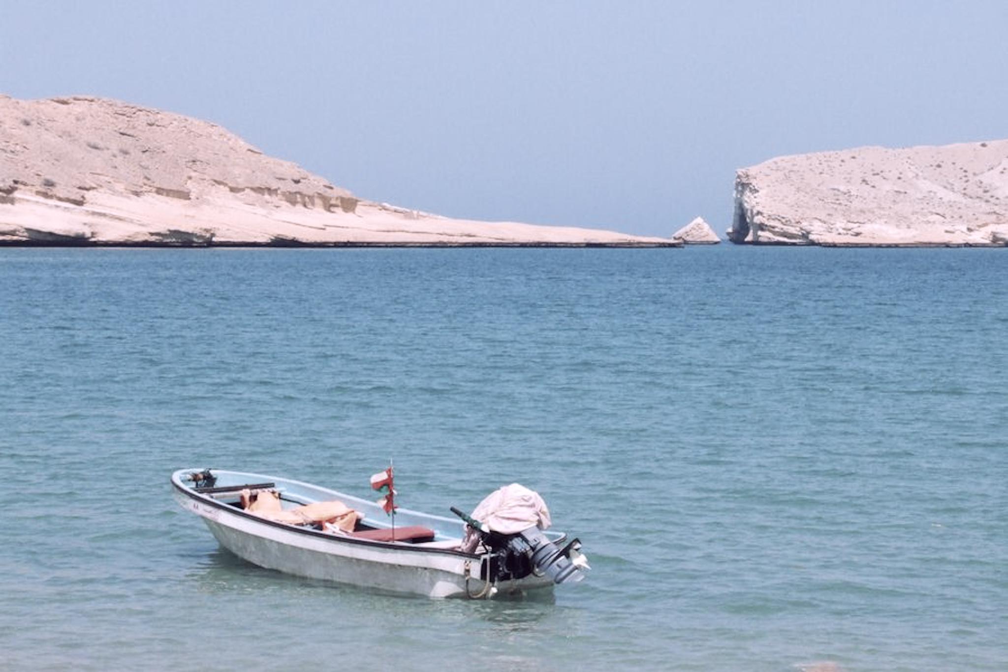South Muscat coastline