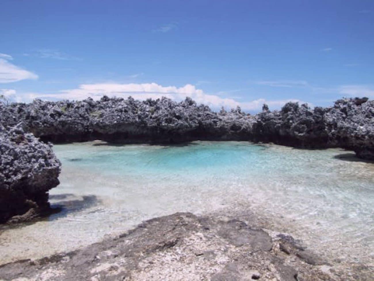île aux recifs